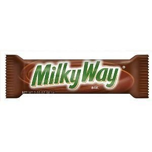 Milky Way Candy Bar 36 ct