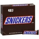 Snickers 48CT Box (Pack of 2-Total of 96)