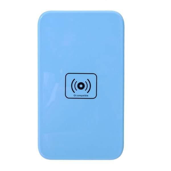 Wireless Charger Transmitter Charging Pad Mat For iPhone Smartphone