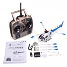 WLtoys V931 2.4G 6CH Brushless AS350 Scale Flybarless RC Helicopter