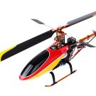 Hausler 450 V2 Metal 2.4G 6CH RC Helicopter with FS-CT6B Transmitter