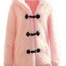 Thicken Warm Plush Fleece Bunny Ears Tail Outerwear