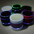 Portable LED Bluetooth V4.0 Stereo Hifi Mini Super Bass Speaker