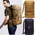 Outdoor Tactical Sports Camping Hiking Rucksack Backpack