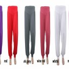 Yoga Pant Dance Plus Size Loose Trousers