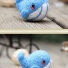 Poke Poke Fun DIY Seafish DIY Plush Phone Chain