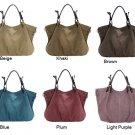 Women Canvas Big Handbag Shoulder Bag
