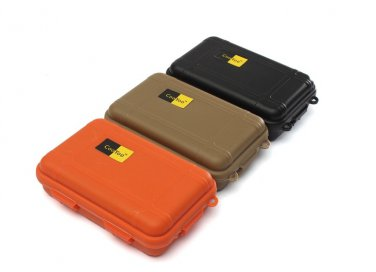 Waterproof Shockproof Airtight Survival Case Container Carry Box 13cm x 8cm x 3.5cm