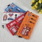 Stationery Korea Cute Canvas Bag Pencil Case