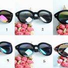 Vintage Polarized Round Sunglasses Mirrored Circle Frame Glasses