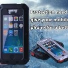 Aluminum Metal Waterproof Shockproof Case For iPhone 5C