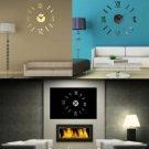 Roman Digital DIY Wall Art Home Decoration Wall Clock