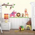 Cartoon Wall Sticker Kindergarten Room Sticker