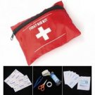 Emergency First Aid Kit Bag Pack Travel Sport Survival