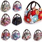 Casual Picnic Lunch Box Bag Carry Tote Handbag Storage