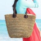 Hollow Straw Bags Beach Handbags Women Summer Shoulder Bag
