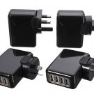 USB Wall AC Charger Adapter For iPhone Smartpohone Device