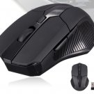 2.4 GHz Wireless Optical Mouse + USB 2.0 Receiver For Tablet Laptop