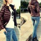 Long Sleeve Hoodie Outwear Coat Cotton-padded Jacket