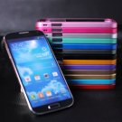 0.7mm Metal Aluminium Bumper Frame Cover Case For Samsung Galaxy S4 SIV i9500