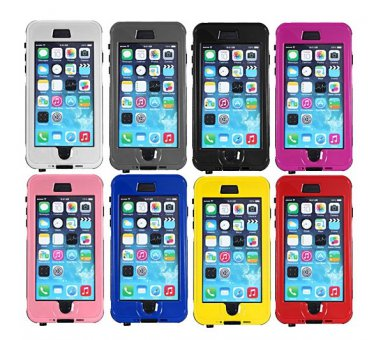 Waterproof Touch ID Fingerprint Button Case For iPhone 6 Plus