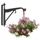 Hanging Basket Hook Holder Garden Accessory