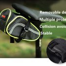 Bicycle Back Bag Saddle Bag Cushion Package Mountain Bike Package
