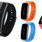 Pedometer Calories Calculator Calls Reminder Bluetooth 4.0 Smart Watch