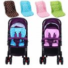 Cotton Baby Infant Thick Pushchair Mat Cover Stroller Buggy Pram Seat Cushion