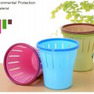 Bucket Durable Office Garbage Rubbish Clamp Anti Ship Fixation