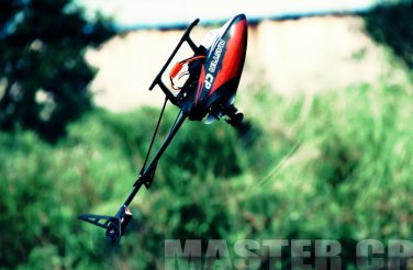 CP 6 Axis Gyro RC Helicopter BNF With DEVO 7 Transmitter
