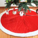 Christmas Tree Xmas Skirt Christmas Tree Decoration