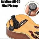 AD-35 Mini Pickup for Guitar Violin Viola Cello Banjo