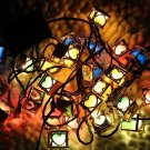 Colorful LED String Fairy Lights For Xmas Wedding Garden Party Holiday Decor