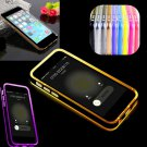 LED Flash Light Up Remind Incoming Call LED Blink Cover Case For iPhone 6 Plus