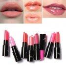 3D Shimmer Velvet Moisturizing Long Lasting Lipstick Lip Gloss Makeup Hot Women