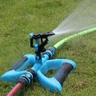 360 Degree Automatic Rotating Sprinkler Garden Lawn Irrigation Water Spray Tool