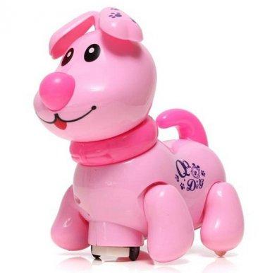 Preschool Education Electric Baby Kindergarden Walking Dogs Toys Pet Robot