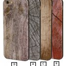Wood Grain Pattern TPU Cover Case With Fragrance For iPhone 6/6s