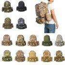 Outdoor Molle Military Tactical Backpack Rucksacks Hiking Trekking Bags