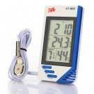 Big Screen Indoor And Outdoor Temperature Hygrometer KT-908