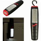 Portable Battery Powered LED Magnetic Lamp Inspection Work Camping Light