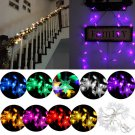 2M 20LEDs Fairy Light String LED Battery Powered Romantic Star Party Xmas Garden Decor