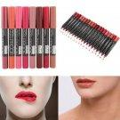 Waterproof Liquid Makeup Soft Lip Pencil Matte Long Lasting Lipstick Lip Gloss
