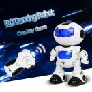 Electric Intelligent Robot Remote Controlled RC Dancing Robot