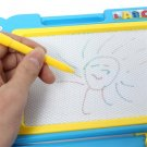 Children Painting Graffiti Board Tools Kids Educational Magnetic Learning Drawing Writing Magic Pens