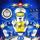 Electric Rotation Dancing Robot Toy Creative Gift