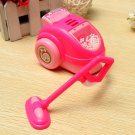 Electrical Vacuum Cleaner Simulation Mini Home Appliance Bubble Dust Collector Remover Toy