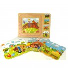 Multi Layer Puzzle Toys Puzzle Wooden Puzzle Three Dimensional