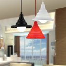 Colorful Silicone E27 Lamp Holder Pendant Lights DIY Ceiling Light Home Decor